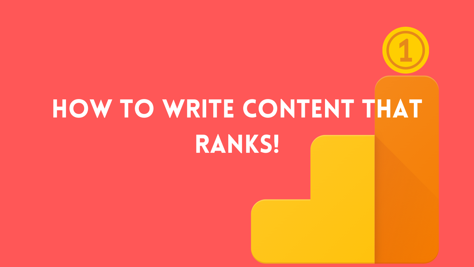 How to rank content on Google