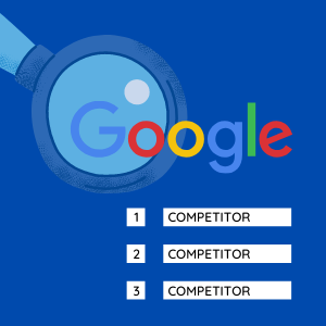 analyse the competition SERP